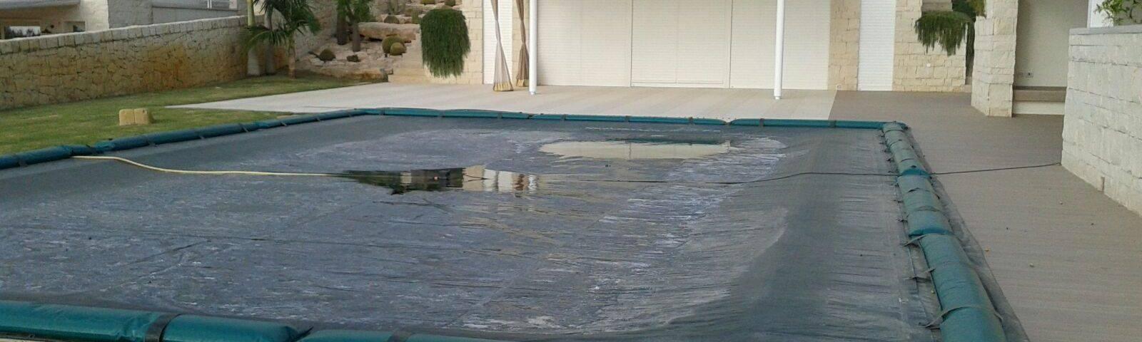 Chiusura invernale piscina super clorazione pulizia for Clorazione piscine