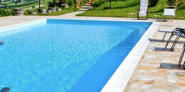 piscina prefabbricata
