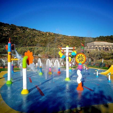 Spray Park - Gole dell'Alcantara