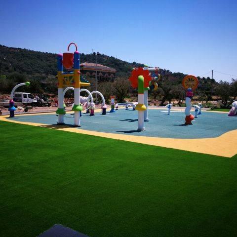 Spray Park - Golle dell'Alcantara
