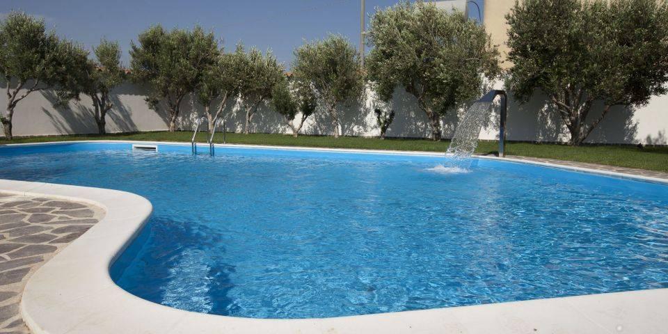 Costruzione piscine in muratura natare modica ragusa - Piscina in muratura ...