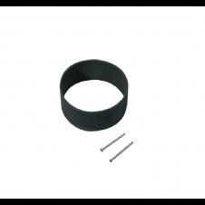 distanziale scarico di fondo in PVC per vasca di compenso
