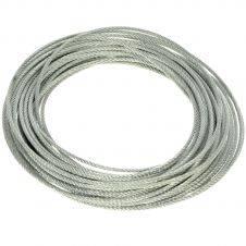 Corda per corsia galleggiante in acciaio inox AISI 316L