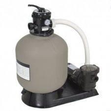 Kit filtro e pompa in monoblocco completo di valvola selettrice