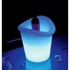 Secchiello del ghiaccio - lampada da piscina e living room - RGB