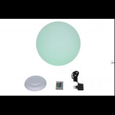 SFERA - lampada da piscina (galleggiante) e giardino - RGB