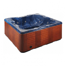 Vasca Hot tub & Spa - 5 comode sedute + 1 chaise longue