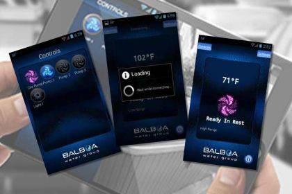 Balboa System modulo Wi-Fi per minipiscine