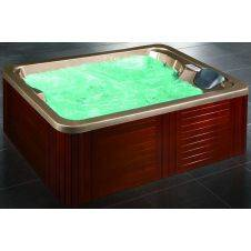 Vasca Hot tub & Spa - 2 comode sedute con chaise-longue