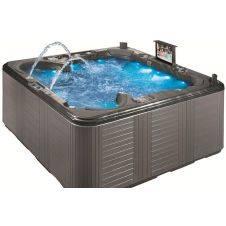 Vasca Hot tub & Spa - 6 comode sedute + 2 chaise longue