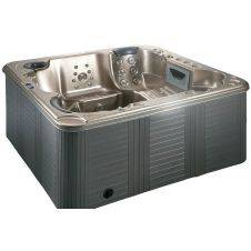 Hot tub & Spa - 5 comode sedute con due chaise-longue