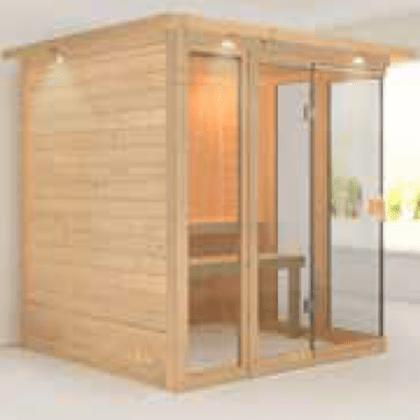 Sauna finlandese Martina 2 posti