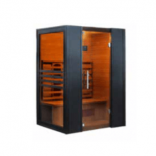 Sauna a raggi infrarossi Enrica 2 posti