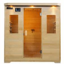 Sauna a raggi infrarossi Gemma 4 posti