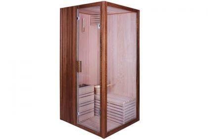 Sauna finlandese 1 posto BL-104 - 3 kW