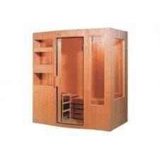 Sauna finlandese 3 posti BL-111 - 4,5 kW