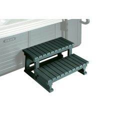 Scaletta per minipiscine spa e hot tubs - PVC