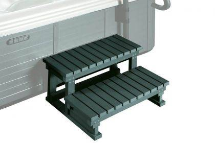 Scaletta per minipiscine spa e hot tubs - PVC
