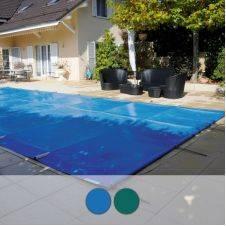 Copertura invernale per piscina a barre