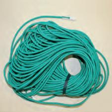 Corda elastica per coperture invernali per piscine interrate e fuoriterra
