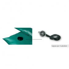 RCB Tappo a pressione per tubolare/salamotto Pool's