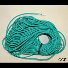 Corda elastica nautica verde