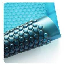 Copertura isotermica per piscina SUNGLO a bolle con pellicola termoflettente