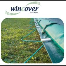Telo o telone di copertura per la protezione invernale delle piscine interrate - 200 gr/mq