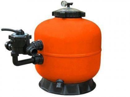 Filtro per piscina Clean KS a sabbia quarzifera per uso privato