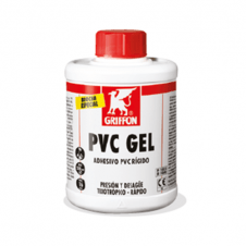 Adesivo tixotropico rapido per PVC rigido