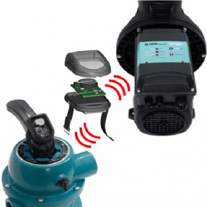 Pompa monofase a velocità variabile by Espa Mod. Silen Plus