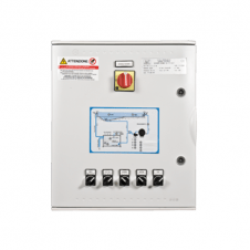 con gestione interne di apparecchiature esterne per circolazione e/o riscaldamento; logica timer 24 h