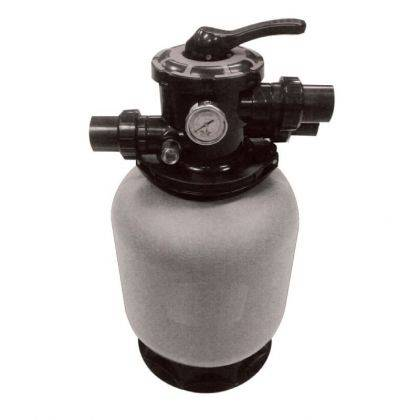 Panama Top filtro con valvola selettrice 6 vie top mounted 6-10-15 mc