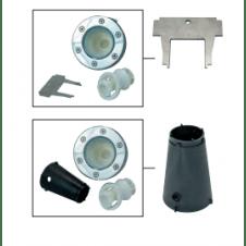 Chiave di registrazione per bocchette idromassaggio pool's
