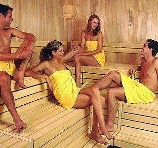 Wellness: saune, spa, bagni turchi e percorsi Kneip