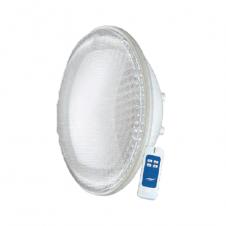 Lampada a Led a luce bianca con telecomando Seamaid per piscine