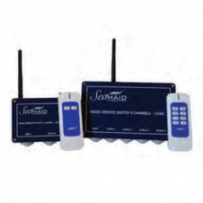 Modulo Radio 1 Uscita + Telecomando + Antenna