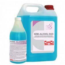 Detergente igienizzante pronto all'uso a base alcolica