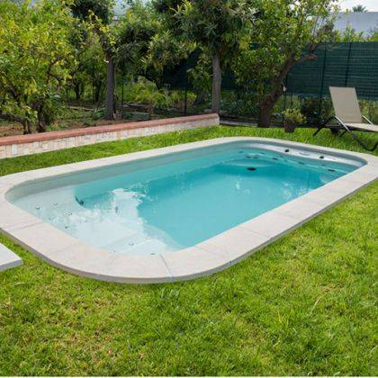 Mini-piscina idromassaggio Blue Vision NCC