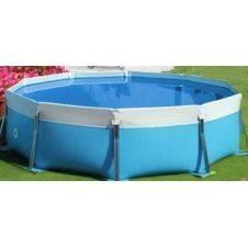 Piscina fuori terra rotonda Maretto Round water 100