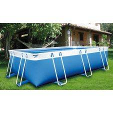 Kit piscina prefabbricata fuori terra modello Confort 125