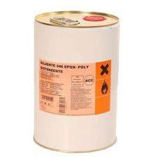 Per la diluizione di prodotti vernicianti epossidici, poliuretanici, vinilici.