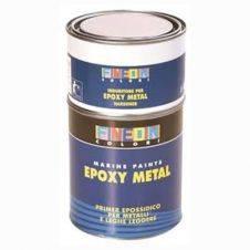Epoxy Metal 80/20 - Fondo epossidico anticorrosivo bicomponente per metalli