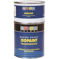 Isopaint Trasparente - Vernice poliuretanica brillante