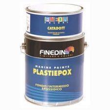 Primer intermedio per cicli epossidici e poliuretanici applicati su acciaio, lega leggera, bulbi in ghisa e piombo, vetroresina