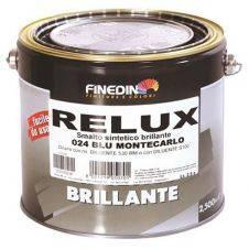 Relux - Smalto sintetico brillante per interno ed esterno di imbarcazioni