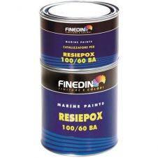 Resiepox 100/60 BA - Resina epossidica bicomponente a bassa viscosità