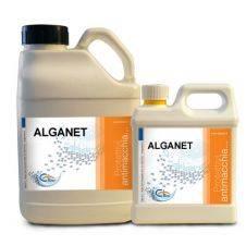 Detergente per la pulizia di superfici da muschi, alghe e licheni