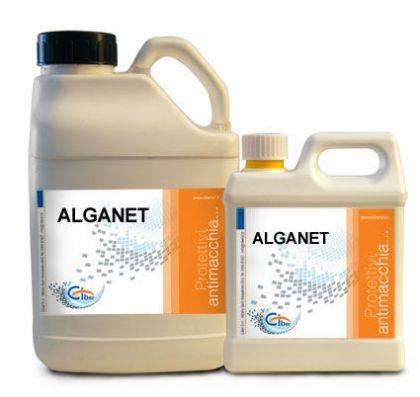 Alganet - Detergente per la pulizia di superfici lapidee da muschi e licheni
