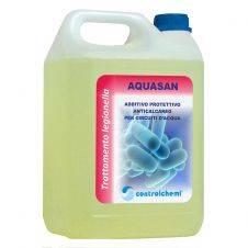 Aquasan per prevenzione legionella - tanica 20 kg